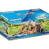 Playmobil 487 桌面游戏 4+ Löwen Freigehege 多色