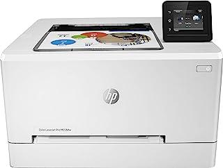 惠普彩色 LaserJet Pro m255dW 彩色激光打印机(Wi-Fi、局域网、双面打印、空打印)白色