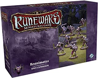 Fantasy Flight Games Runewars: Miniature Game - Reanimates 擴展包