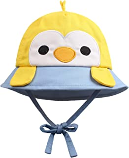 Summer Baby Penguin 渔夫帽幼儿男孩女孩渔夫帽婴儿*帽