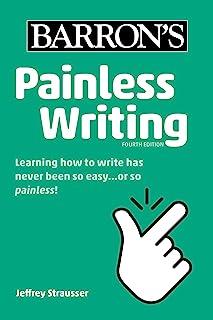 Painless Writing (Barron's Painless) (English Edition)