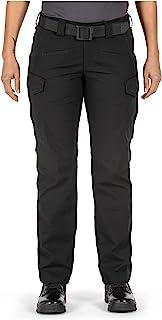 5.11 Tactical 女式 Icon 工装裤,Flex-Tac 弹力,Guessted,舒适腰围,款式 64447