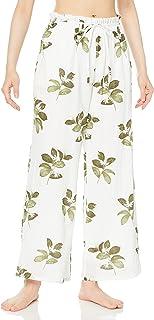 Gelato pique 茉莉花图案长裤 PWFP212299 女士