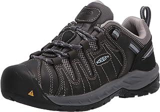 KEEN Utility 女式 Flint Ii 低帮软鞋头构造靴