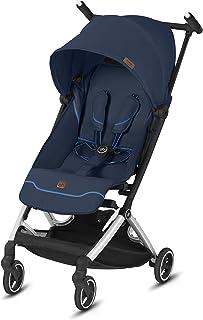 Cybex Gb Pockit+ All City 紧凑婴儿车,深蓝色,均码
