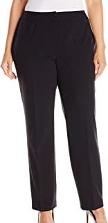 Nine West Women's Plus-Size Trouser Suit Pant