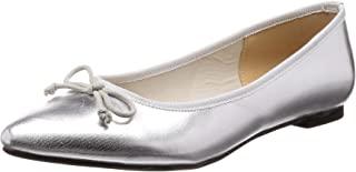 [自由 玩偶] 简单易搭配的平底芭蕾舞鞋 5420 女式