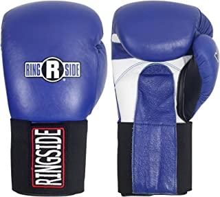 Ringside 拳击拳击泰拳训练打孔手套IMF Tech 钩环拳击手套