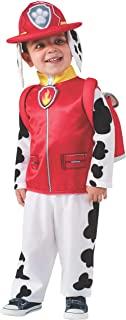 Rubie's - Paw Patrol: Boys Marshall Classic Toddler Costume