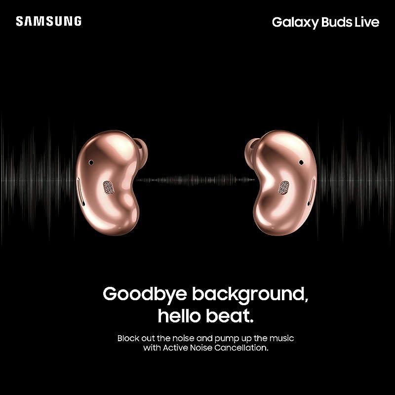 SAMSUNG 三星 Galaxy Buds Live 无线蓝牙降噪耳机 ¥598.95