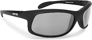 Bertoni 光色偏光太阳镜 自行车 钓鱼 水上运动 滑雪 - P545FT 意大利 - 运动防摔眼镜