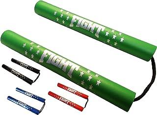 F.A.L. 产品 Nunchakus *泡沫橡胶,适用于训练,带绳,适合儿童和初学者