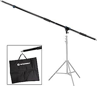 Bresser 摄影工作室吊臂 110-116BM,带 3 个部分和软垫手柄