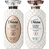 Moist Diane 黛丝恩 洗发水 & 护发素 [光泽发] 花香&浆果香 Perfect Extra Shine 4…