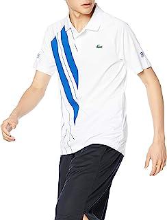 "Lacoste Polo衫 [官方] ""Novakh Jo Vitch"" 不对称条纹Polo衫 男士 DH2241L"