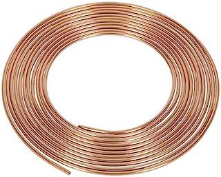 Sealey CBP002 刹车管铜管 22 号 3/16 英寸 x 25 英尺 BS EN 12449 C106