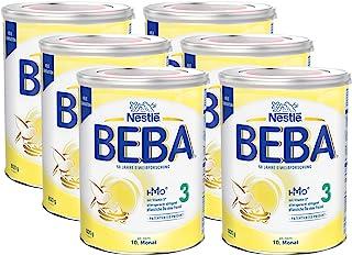 Nestlé 雀巢 BEBA 婴儿奶粉 3段(适用于10月以上婴儿),6罐装(6 x 800g)