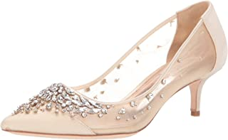 Badgley Mischka 女士缟玛瑙高跟鞋