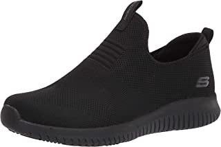 Skechers 一脚蹬运动食品服务鞋