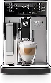 Saeco HD8927/47 PicoBaristo Super Automatic Espresso Machine Stainless Steel