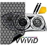 "VViViD Air-Tint 高光泽头灯乙烯基 16"" x 60"" (w/toolkit) hedlghtvinyl"