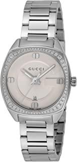 [古驰]GUCCI 腕表 GG2570 银色表盘 YA142506 女士 【平行进口商品】