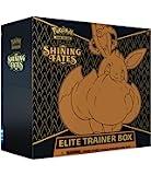 Pokemon 精灵宝可梦 TCG: Shining Fates Elite 训练盒