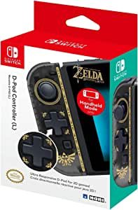 HORI D-Pad 控制器 (L) 官方* - Nintendo Switch The Legend of Zelda