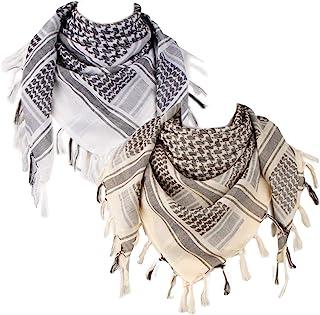 IronSeals * 纯棉沙漠阿拉伯围巾裹身战术头巾