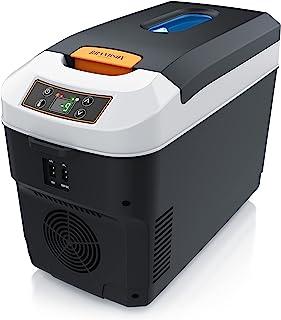 Brandson - 冷却箱 电动 10 升 - 230 V 电源电压和 12 V 汽车板电压 - 冷却和温暖 - *高 65°C - 在环境温度下降冷约 20°C - ECO 模式 - 酷灰色
