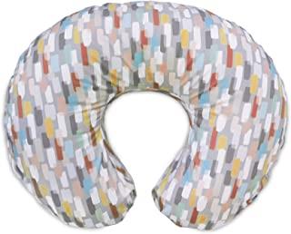 Boppy 原创枕套,中性笔触,棉混纺面料,全身时尚,适合所有哺乳枕和定位器,中性笔触