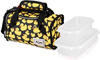 Oh My Pop Oh My Pop! Coin Coin-Mailbox Lunch Bag School Bag, 25 cm,多种颜色