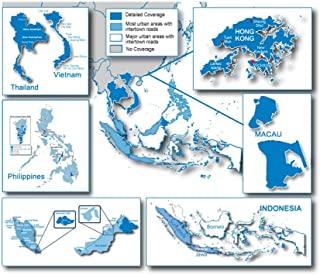 City Navigator Southeast Asia-Navteq NT microSD/SD 卡