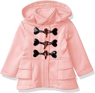 Pink Platinum 女童羊毛长袖外套