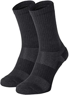 281Z *棉质短筒靴袜 – 缓冲鞋底 – 吸湿排汗 – 防臭