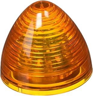 RoadPro RP-1271A 琥珀色 5.08 厘米蜂巢密封 LED 装饰灯带插入式连接