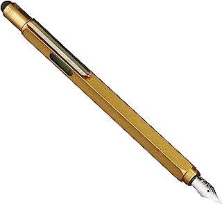 MONTEVERDE USA 工具钢笔 - 实心黄铜 - M (MV35483)