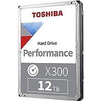 Toshiba X300 12TB Performance & Gaming Internal Hard Drive 7…