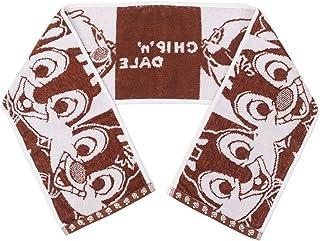 丸真 围巾 迪士尼 ディズニー チップ&デール 約18×110cm 2005063700