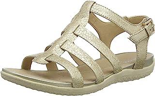 Geox 健乐士女士 D Vega A 露趾凉鞋