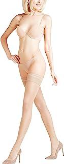 FALKE 女士丝袜 丝绸光滑,15 D,肤色