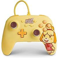 Nintendo Switch PowerA 增强型有线控制器 - Animal Crossing: Isabelle…