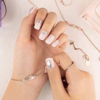 MUSE & Co Dazzling Collection 36 个钉子,Pink Brilliance