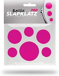 SlapKlatz PRO Refillz 鼓式阻尼器 (PINK)   12 件   3 种尺寸   *