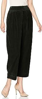 LACOSTE 裤子 [官方] 弹力灯芯绒阔腿裤 女士 HF122EL