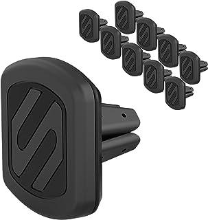 SCOSCHE MagicMount 通用磁性支架适用于移动设备,简约包装MAGVM2-10PKFLT  Vent 10 pack
