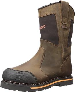 "Danner 13248 男士 Trakwelt Wellington 11"" 靴子"
