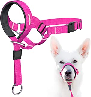 GoodBoy Dog Head Halter 粉色尼龙(粉色,3)
