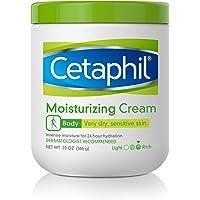 Cetaphil Moisturizing Cream for Very Dry/sensitive Skin, Fra…