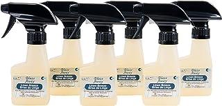 Blaze Away 专业空气清新剂/清洁*剂和烟雾中和剂喷雾 - 工业强度* - 清洁分子级的强力异味 - 5 盎司瓶装 - 6 件装(亚麻微风)